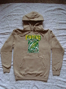Fincel's Sweet Corn Hooded Pullover Sweatshirt